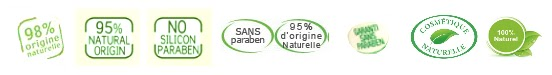 faux logos bio greenwashing tromperie aucune certification no charte ARNAQUE beliflor yves rocher