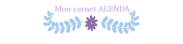 Carnet AGENDA