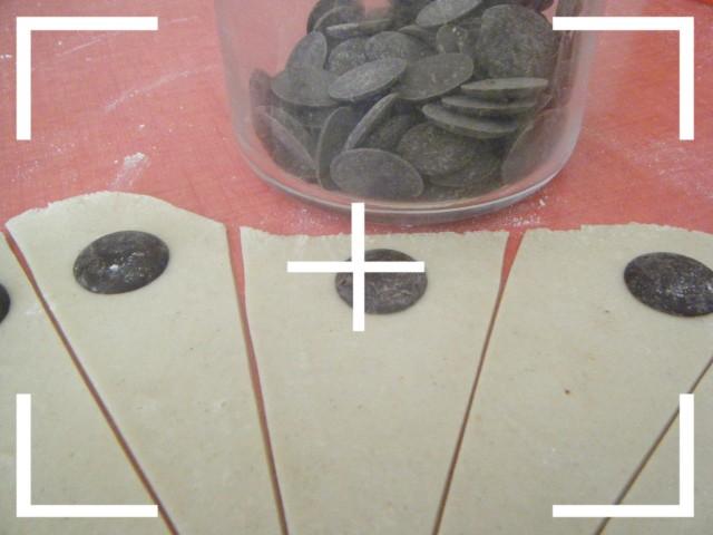 Biscuits fourrés choco prépa