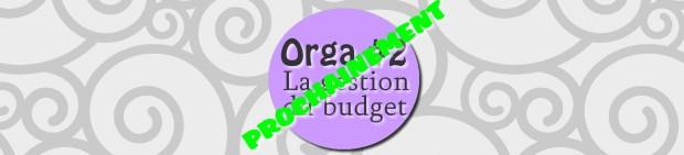 gestion budget