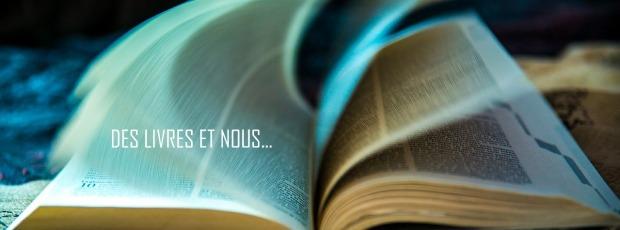 Des livres et nous