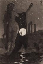 Celebration au clair de lune